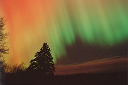 Night Sky & Northern Lights